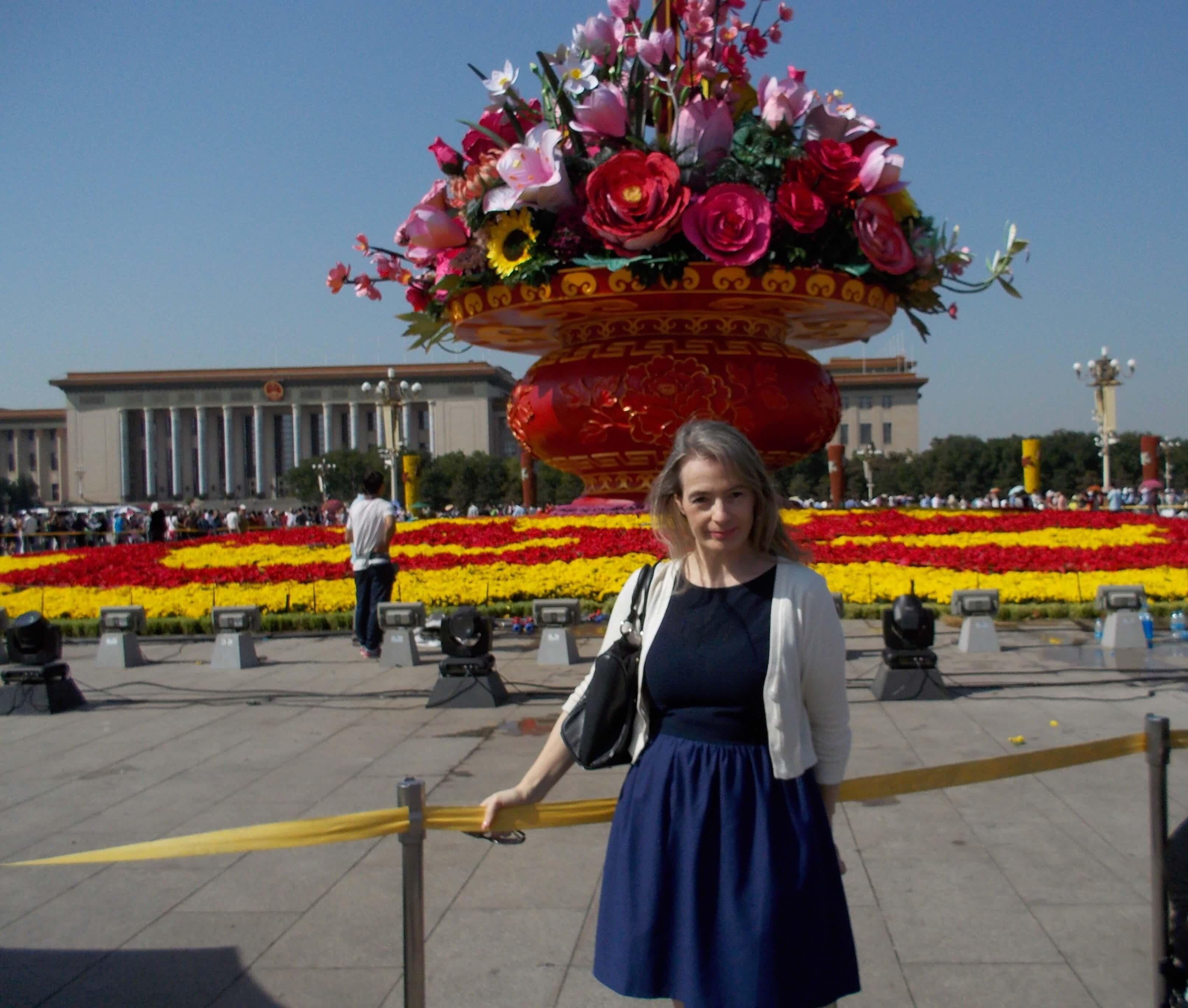 Beijing, Tien An Men square